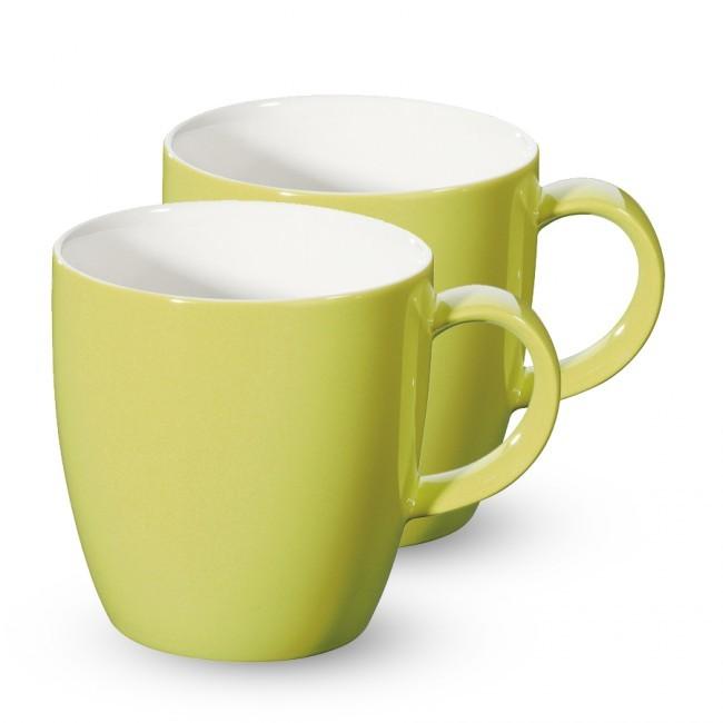 Guten Morgen Teetasse Lime