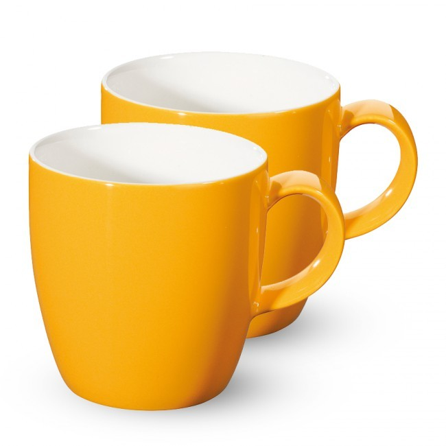 Guten Morgen Teetasse Mandarin
